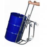 DRUM TROLLEY TILTING DRUM STAND – DHE-TDS Pic 3