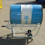 DRUM TROLLEY TILTING DRUM STAND – DHE-TDS Pic 4
