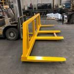 Forklift Spreader 6.5T DHE-FS7-LG Pic 2