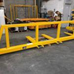 Forklift Spreader 6.5T DHE-FS7-LG Pic 3