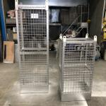 CUSTOM BULIT GOODS CAGES DHE